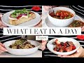 What I Eat in a Day #36 (Vegan/Plant-based) AD | JessBeautician