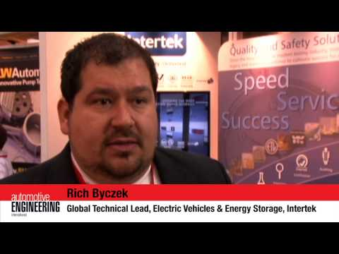 Intertek talks battery testing standards