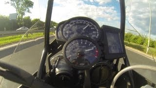 6. BMW F 800 GS Adventure 0-100 km/h (0-60 mph) acceleration