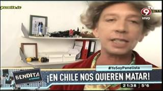 CHILE DECIME QUE SE SIENTE  ¨ BENDITA TV ´¨