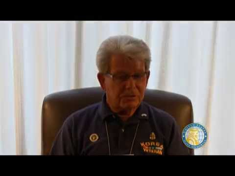 USNM Interview of Jay Rigle Part One Joining the Navy and Service on the USS Missouri