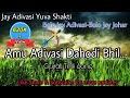 Bolo Jay Johar/Amu Adivasi Dahodi Bhil (Jays) Adivasi Timli Song 2017
