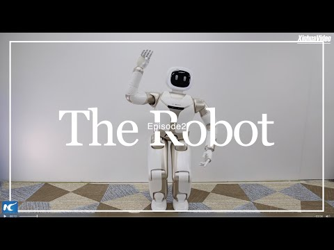 Startups' Story in Shenzhen, City of the Future (Episode 2): The Robot