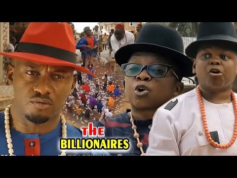 The Billionaires - Season 1& 2 [Official Movie] featuring Yul Edochie and Aki & Paw Paw July 2018