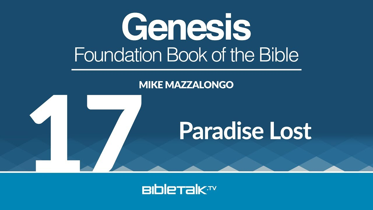 paradise lost vs genesis the Introduction: for weeks now we have been looking at god's account of his creation we have discussed the logic of evolution vs creation we have also discussed how evolution affects our view of god.