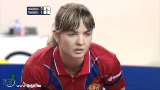 2012 FINAL WORLD OLYMPIC QUAL. TOUR. NOSKOVA Y. vs TIKHOMIROVA A.