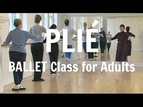 Основы классического балета: плие. Видео урок.