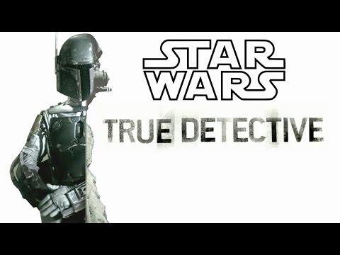 Star Wars True Detective Style Star Wars