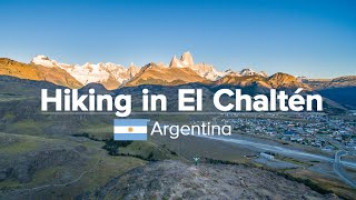 El Chalten Argentina  city photos : Border Crossing & Things to do in El Chaltén, Argentina (Patagonia Expedition #05)