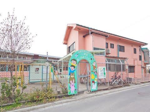 国立文化幼稚園の様子と、付近の農作業風景【1993年1月17日】