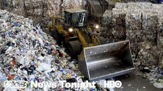 Download Video China's Waste Ban Is Causing A Trash Crisis In The U.S. (HBO) MP3 3GP MP4