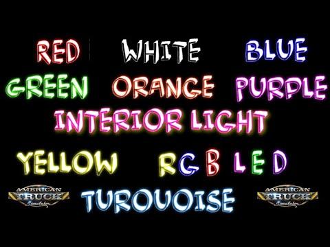 Interior Lights v1 ATS 1.36