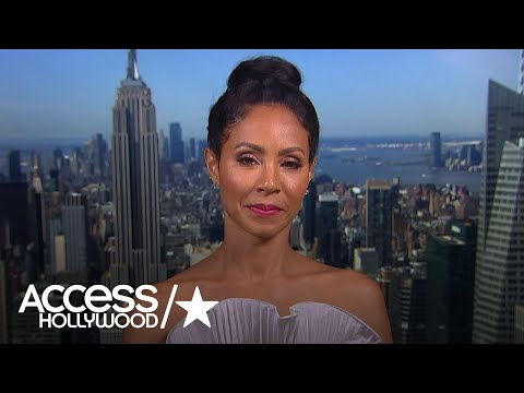 Jada Pinkett Smith On Her Drug Dealing Past & How She Broke Free | Access Hollywood