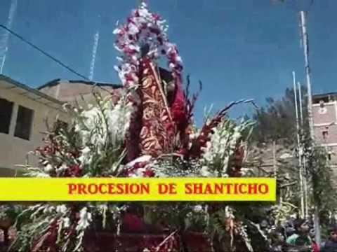 OCTAVA DE SHANTICHO AIJA ANCASH 2011 PARTE 1