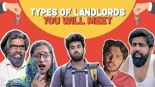 Video Types Of Landlords You'll Meet Feat. Sadak chhap | Hasley India MP3, 3GP, MP4, WEBM, AVI, FLV November 2018