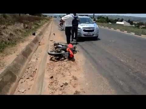ALTO ARAGUAIA | Acidente de trânsito envolvendo duas motocicletas deixa condutores feridos