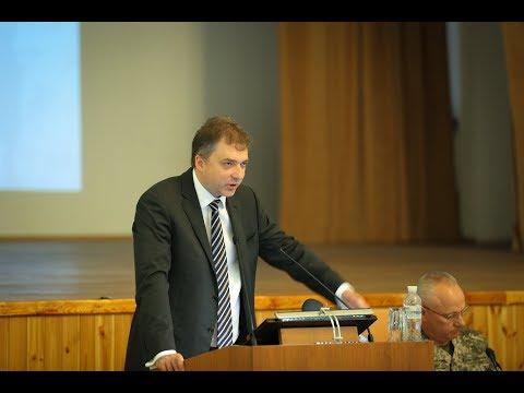 А. Загороднюк: «Перехід на стандарти НАТО – наші пріоритети»