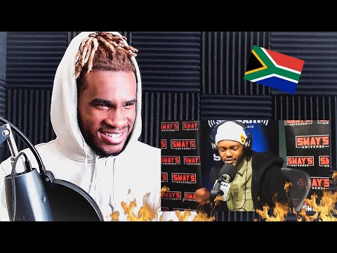 KWESTA ON SWAY LIVE | REACTION VIDEO