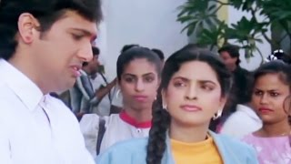Nonton Govinda Goes To Book Movie Tickets For Juhi Chawla   Swarg  Comedy Scene 3 14 Film Subtitle Indonesia Streaming Movie Download