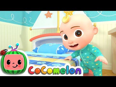 JJ's New Bed Arrives | CoComelon Nursery Rhymes & Kids Songs
