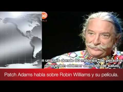 patch adams pelicula completa en español latino robin williams