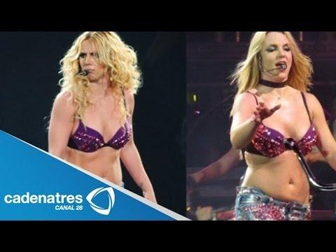 Evolución de la princesa del Pop, Britney Spears