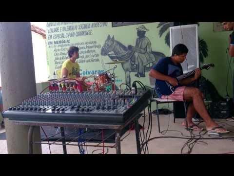 Passagem de Som - Coivaras- PI (música: Renascer Praise - a arca)