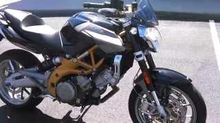 3. USED INVENTORY: 2009 Aprilia Shiver SL 750