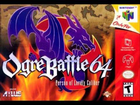 Full Ogre Battle 64 OST