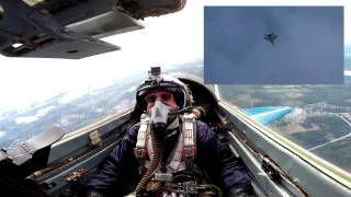 Amazing video of Advanced Aerobatics and Flight to Stratosphere of brave German!