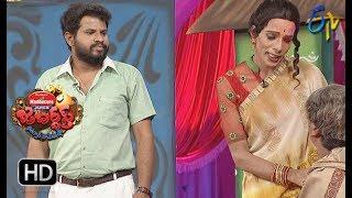 Hyper Aadi Raising Raju Performance  Jabardasth  31st  May 2018  ETV  Telugu