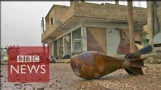 Kobane: Islamic State 'apocalypse'