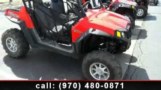 8. 2012 Polaris Ranger RZR S 800 - Fort Collins Motorsports - Fort Collins, CO 80525