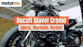 5. Review Singkat Ducati Diavel Cromo 2013