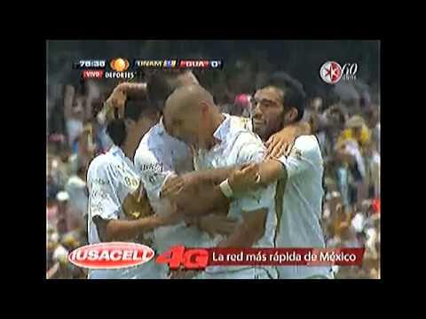 Pumas de la UNAM vs Chivas de Guadalajara