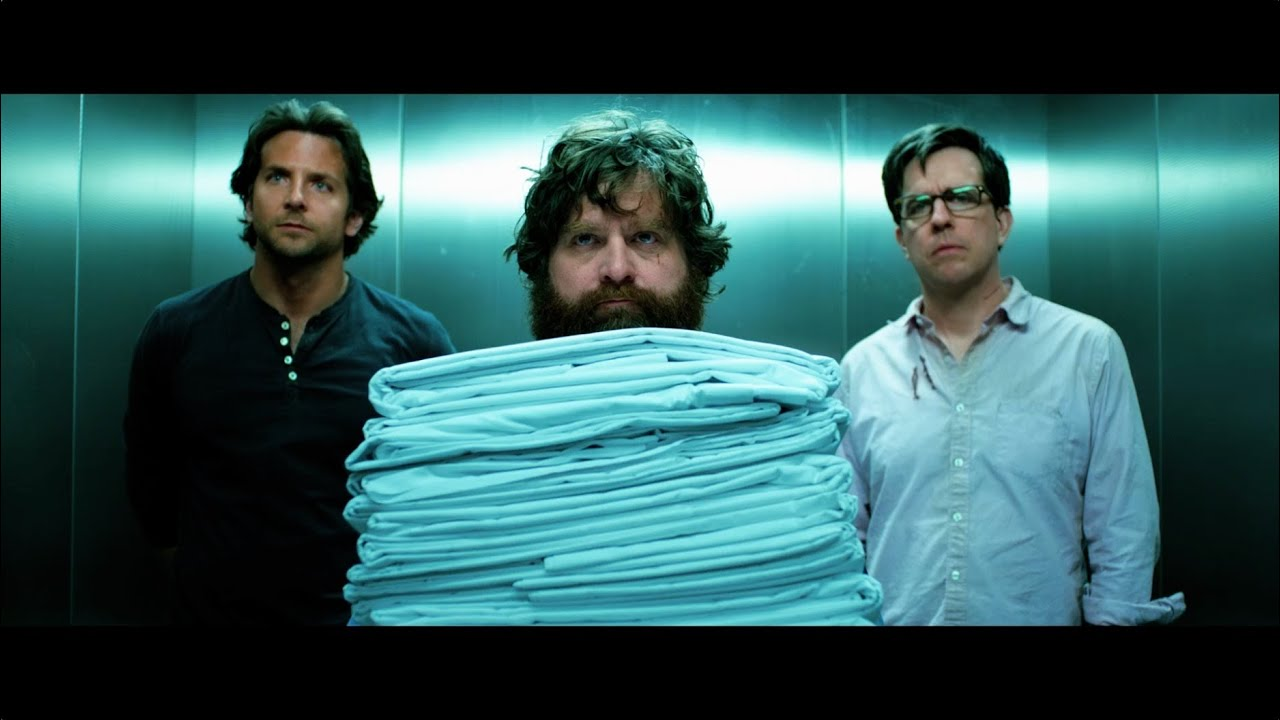 Movie Trailer:  The Hangover Part III (2013)