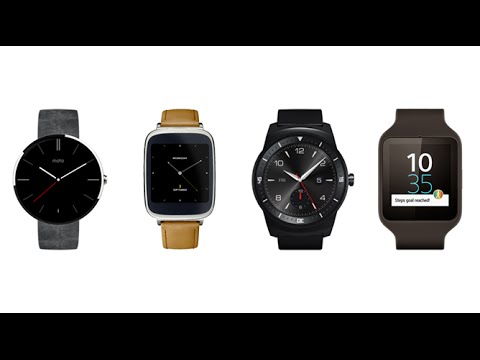 The Smart Watch Boom: Android Wear Taking Over