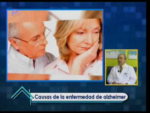 Dr. en Casa: Causas de la enfermedad de alzheimer