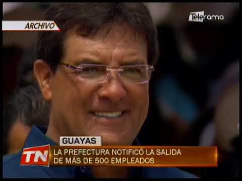 Morales criticó la gestión del prefecto saliente Jimmy Jairala