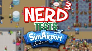 Airports are pretty much just prisons anyway, right?Game Link: http://store.steampowered.com/app/598330/SimAirport/Nerd³ Site: http://nerdcubed.co.ukNerd³ Patreon: https://www.patreon.com/nerdcubedEnd theme by Dan Bull: http://www.youtube.com/user/douglbyDad³ Channel: http://www.youtube.com/user/OfficialDadCubedToy Channel: http://www.youtube.com/user/OfficiallynerdcubedTwitch: http://www.twitch.tv/nerdcubedTwitter: https://twitter.com/DannerdcubedMerch!Things: http://www.gametee.co.uk/category/nerdcubedOther Things: https://store.dftba.com/collections/nerdcubedJunk Things: https://shop.spreadshirt.co.uk/nerdcubed/