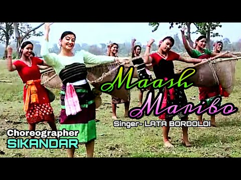 Video Maas maribo by lata bordoloi download in MP3, 3GP, MP4, WEBM, AVI, FLV January 2017