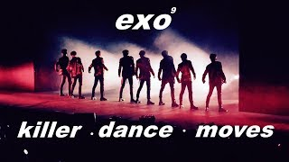 Video EXO   /  K1LLER DANCE MOVES MP3, 3GP, MP4, WEBM, AVI, FLV Agustus 2019