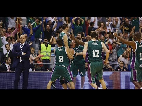 berlin - In an outstanding showdown that went down to the final shot, Unicaja Malaga improved to 2-0 in Group B by edging ALBA Berlin 84-87 at home on Friday. Unicaja remained undefeated after two games ...