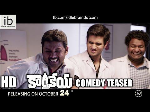 Karthikeya Comedy teaser  idlebraincom