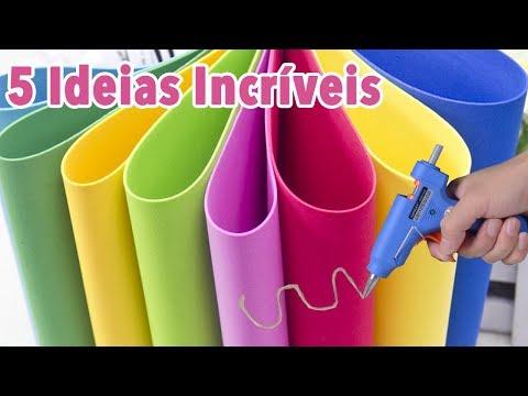 5 idéias ótimas