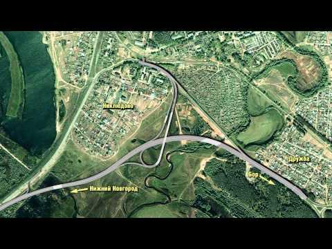 Проект нового моста через