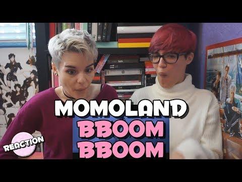 Video MOMOLAND (모모랜드) - BBOOM BBOOM (뿜뿜) ★ MV REACTION download in MP3, 3GP, MP4, WEBM, AVI, FLV January 2017