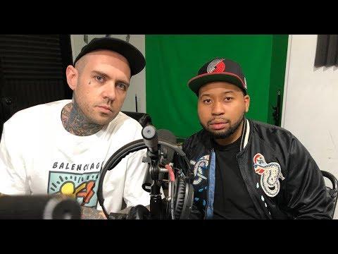 DJ Akademiks and Adam22 Live Stream