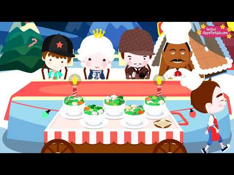 Eric & Bruce BBQ 🍴 Cool Winters Cooking Game App For Kids