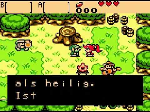 legend of zelda oracle of seasons gameboy color